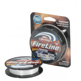 Pletenka Berkley FIRELINE Crystal - 0.15mm / 110m / 7,90kg