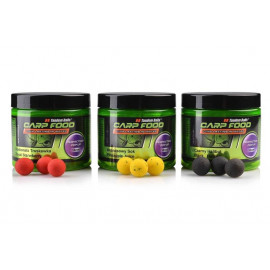 Plovoucí Boilies Tandem Baits Carp Food Perfection Pop-Up 18mm/250ml - KREVETA