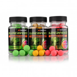 TANDEM BAITS Super Feed Fluo Mini Pop-Up 12mm/35g - GLM MUSSELL