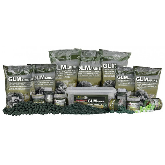 Boilies STARBAITS GLMarine 1kg - 24mm