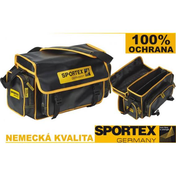 Sportex Přívlačová taška velká-50x26x15cm