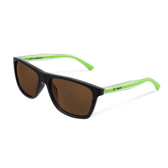 Polarizační brýle Delphin SG TWIST hnědá skla-