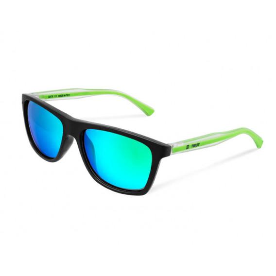 Polarizační brýle Delphin SG TWIST zelená skla-