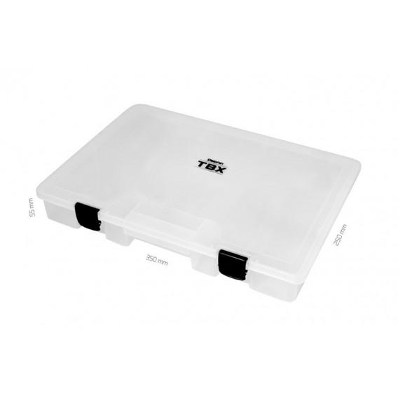 Krabice Delphin TBX One 350-1P Clip-350x250x55mm