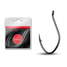 Háček Delphin HKD CATFISH ring / 6ks-BN/2/0