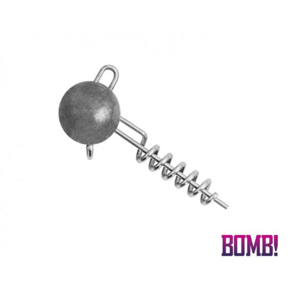 BOMB! Twisto JIGER / 3ks 7,5g-