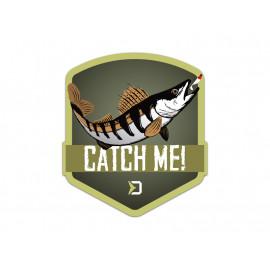 Nálepka Delphin CatchME! CANDÁT-9x8cm