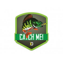Nálepka Delphin CatchME! OKOUN-9x8cm