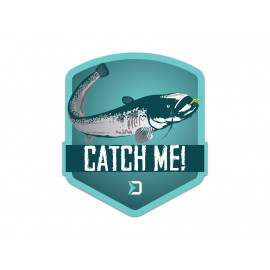 Nálepka Delphin CatchME! SUMEC-9x8cm