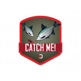 Nálepka Delphin CatchME! FEEDER-9x8cm