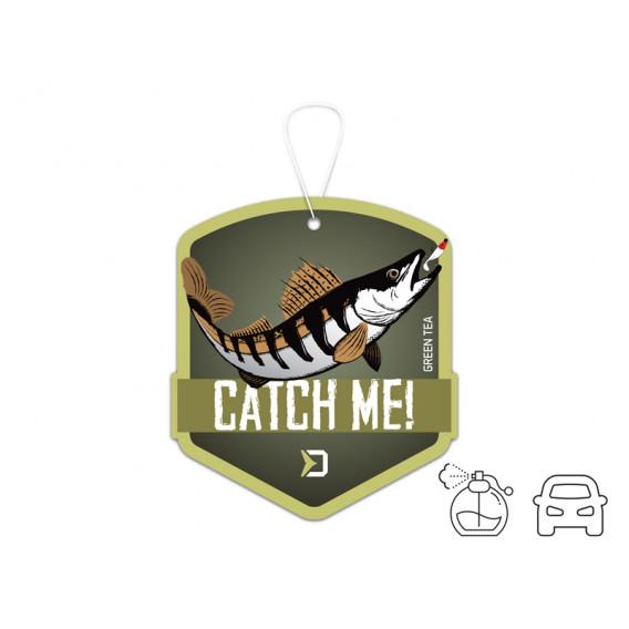 Vůně do auta Delphin CatchME! CANDÁT-Green tea