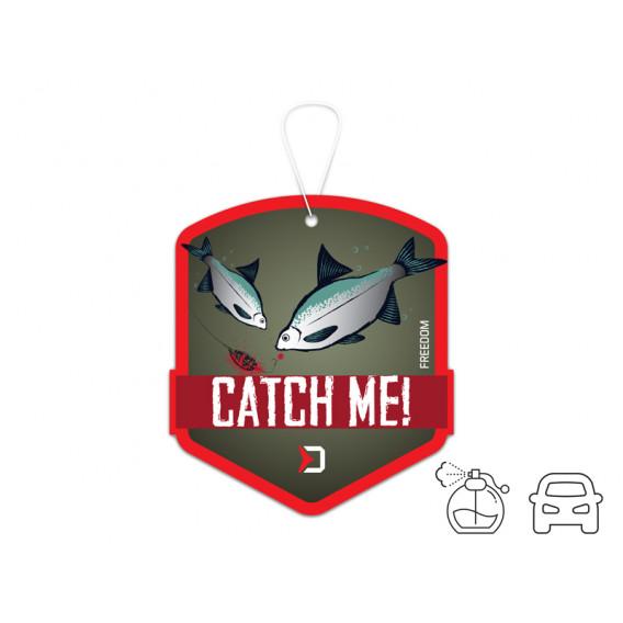Vůně do auta Delphin CatchME! FEEDER-Freedom