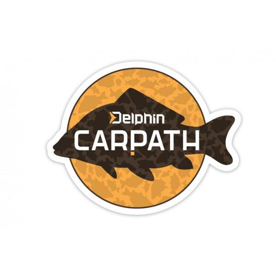 Samolepka Delphin CARPATH-95x75mm