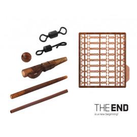 Set kaprařských montáží THE END / 10 montáží-G-ROUND