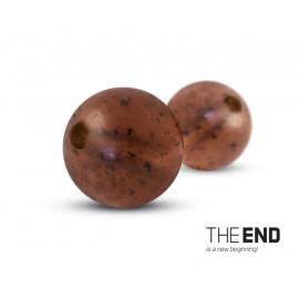 Nárazové kuličky THE END / 60ks-6mm / G-ROUND