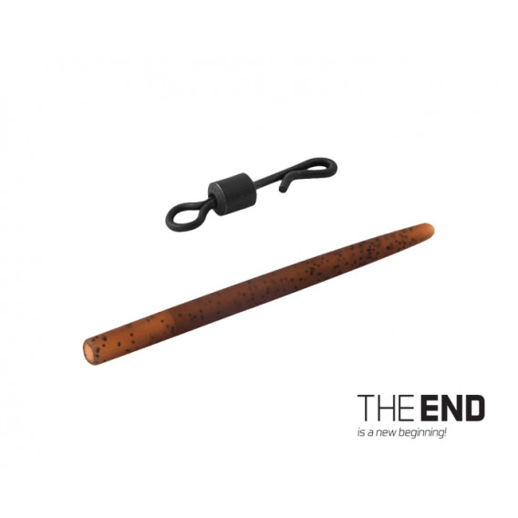 Quick swap s gumičkou THE END / 6ks-4 / G-ROUND