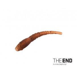 Vlasové rovnátko WORMER THE END / 6ks-G-ROUND