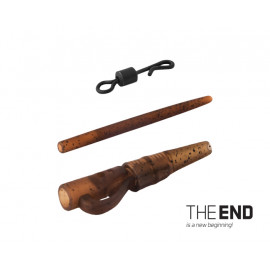 Montáž na olovo PIN quick THE END / 5ks-