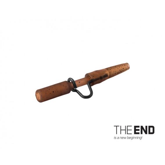Závěsný klip Heavy duty THE END / 7ks-G-ROUND