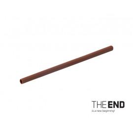 Smršťovací bužírka THE END / 50ks-1,6 x 43mm / G-R