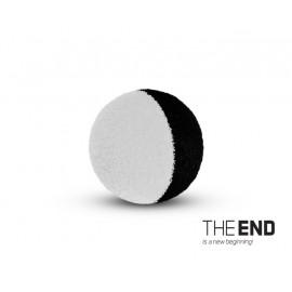 THE END ZIG RIG černo-bílé / 10ks-15mm