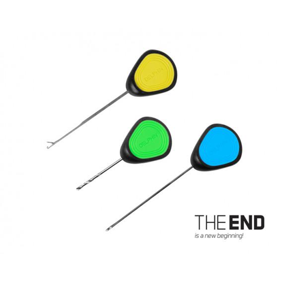 THE END GRIP Set / 3ks-