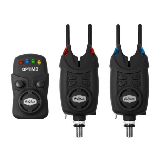 Signalizátor pro sadu OPTIMO 9V+CSW II+snag-modrý