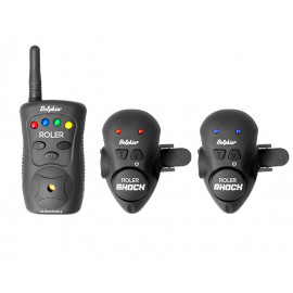 Sada signalizátorů Delphin ROLER SHOCK-3+1