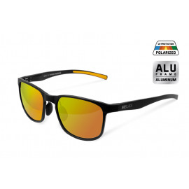 Polarizační brýle Delphin SG BLACK oranžová skla-