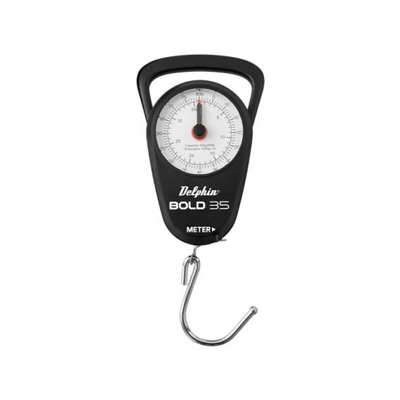 Mechanická váha Delphin BOLD 35-do 35kg