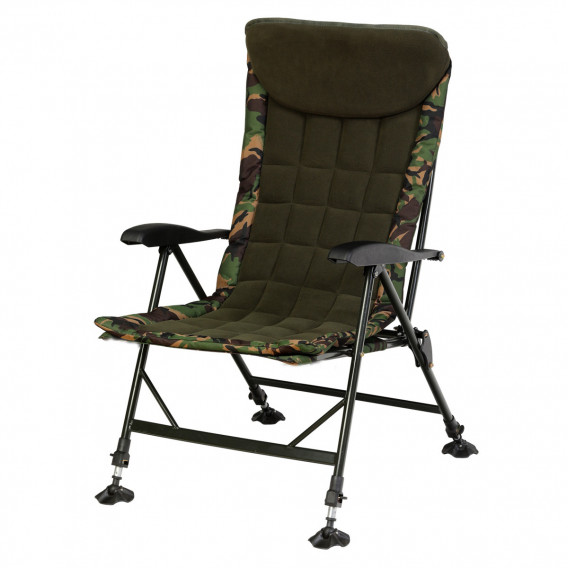 GIANTS FISHING - Lehátko Bedchair Fleece 8Leg MKII