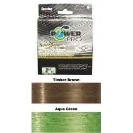 Pletenka Power Pro Super 8 Slick (aqua green) - 0.15mm / 135m / 10kg